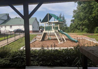 New playground at Madison church